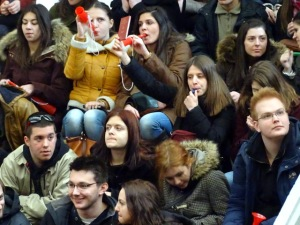 Students Occupy University Mac Feb 2015 by SJM (10)