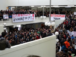 Students Occupy University Mac Feb 2015 by SJM (7)