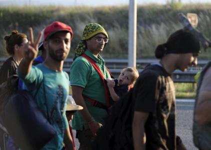 hungary-migrant