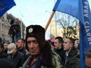 πορεία του μετριοπαθούς ακροδεξιού Ριζοσπαστικού κόμματος, 3000 άτομα