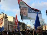 σημαία με τον Ratko Mladic