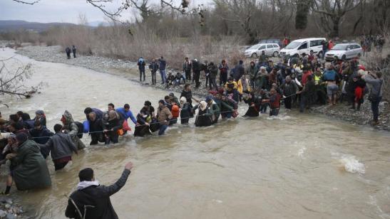 migrants riviere