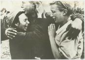 Επιστροφή αιχμαλώτων των Ναζί στη Λευκορωσία 1944