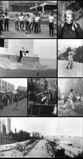 δεκαετία του 70, οι πρώτοι skaters στη Μόσχα