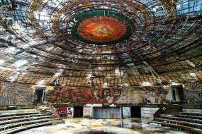 Buzludzha_Monument_Auditorium