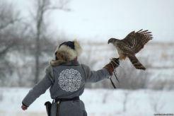 Εθνικό πρωτάθλημα κυνηγητικών πουλιών στο Καζακστάν