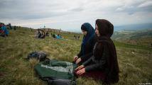 Τατάροι της Κριμαίας σε ώρα προσευχής