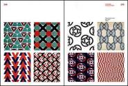 φλοράλ μοτίβα της Stepanova τα οποία χρησιμοποιήθηκαν μετά και από άλλους σχεδιαστές